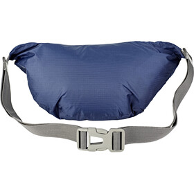 CAMPZ Riñonera Plegable Ultraligero, blue